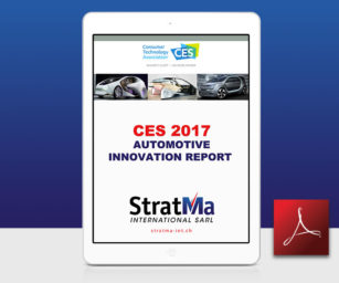 CES 2017 Automotive Innovation Report