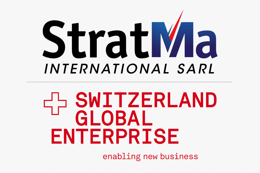 "StratMa International registered Expert of ""Switzerland Global Enterprise"""