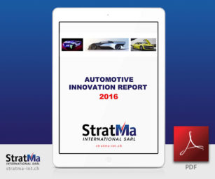 Automotive Innovation Report 2016