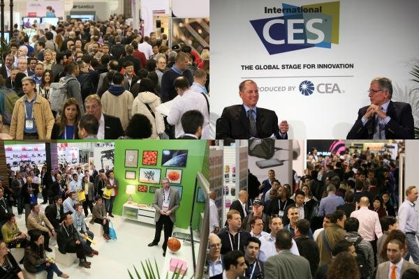 StratMa International at International CES 2015 in Las Vegas
